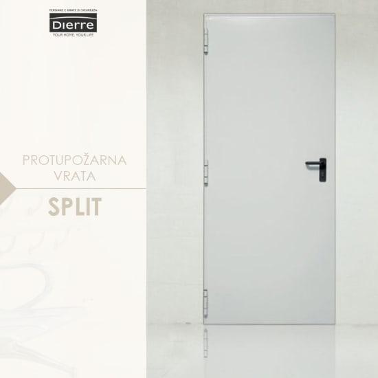 Protupožarna vrata split