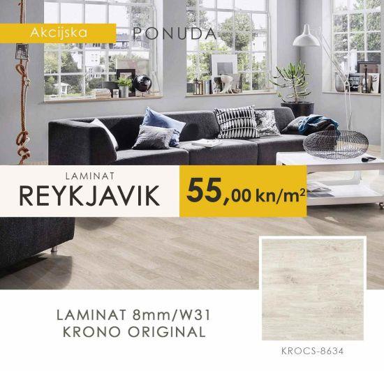 Laminat Rekyavik