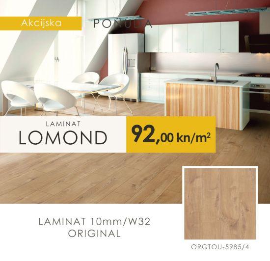 Laminat LOMOND