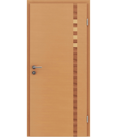 HIGHline - I17 bukva, intarzijski umetak od indijske jabuke i javora