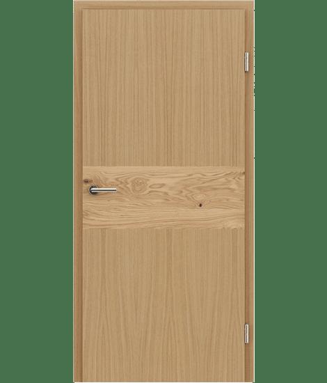 HIGHline - I39 hrast, umetak hrast grča