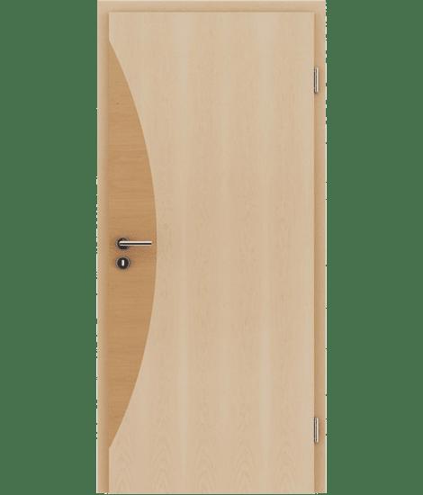 HIGHline - I3 javor, intarzijski umetak johe