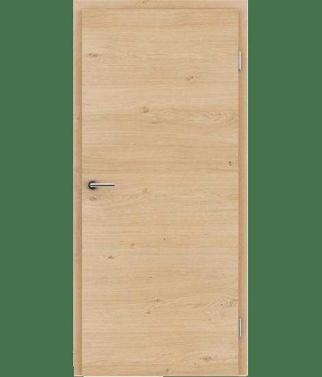 VIVACEline - F4 hrast grča brušeni mat luženi lakirani