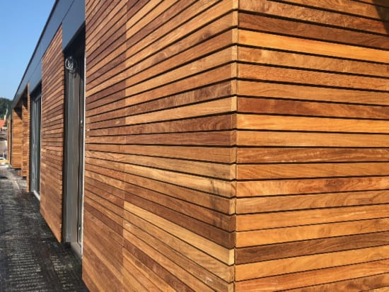 CUMARU - drvene podne obloge