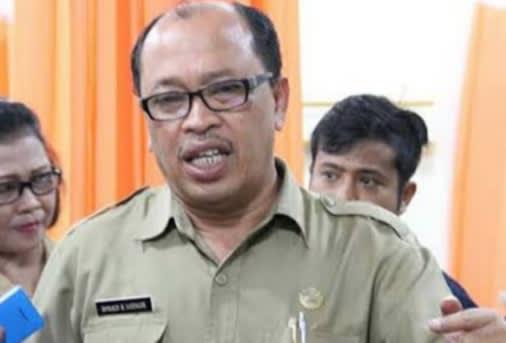 Kadis Kesehatan Pemko Siantar, dr. Ronal Saragih