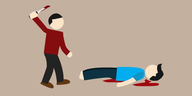 Ilustasi pembunuhan