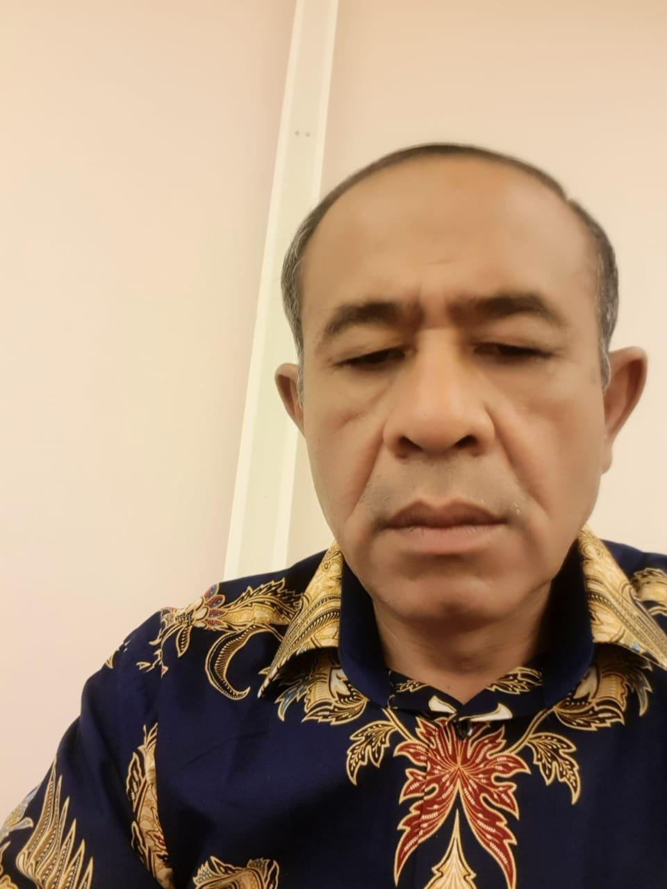 Kadis Kesehatan Samosir, dr.Nimpan Karo-karo