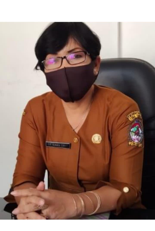 Juru Bicara Gugus Tugas Percepatan Penanganan Covid-19 (GTP2C) pemkab Toba, Siti Nuraya Sirait