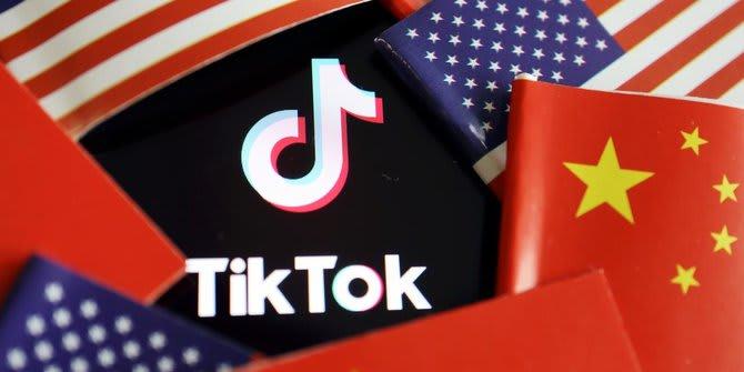 Ilustrasi TikTok. ©Reuters