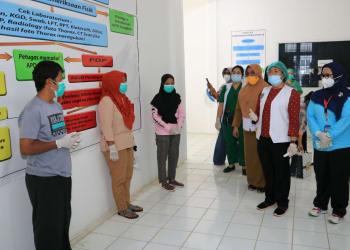 Lima pasien Covid-19 dari RSUD Perdagangan dinyatakan sembuh