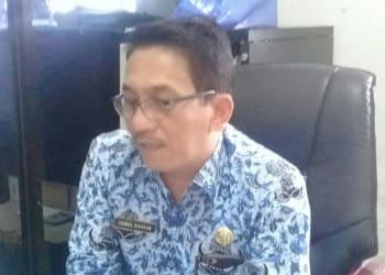 Kepala BKD Pemko Siantar, Zainal Siahaan. Foto: Win/Dekrit.com