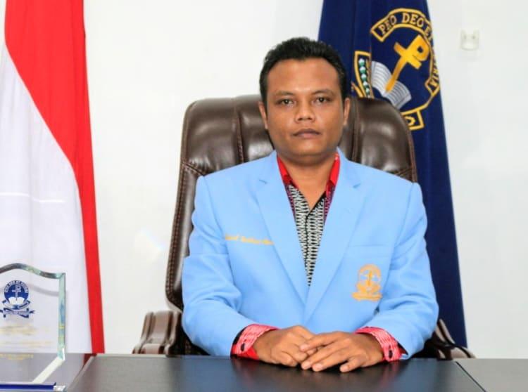 Wakil Rektor III UHKBPNP David Manalu