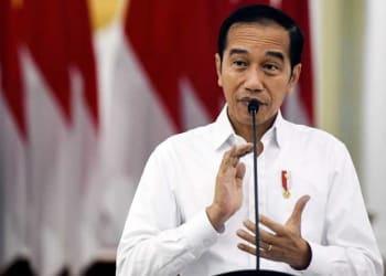 Presiden RI Jokowi