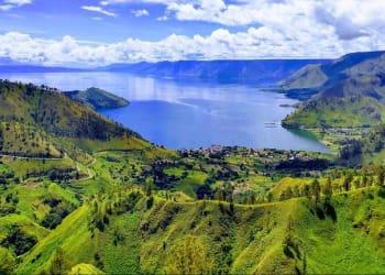 Danau Toba ditetapkan jadi Unesco Global Geopark( Foto : Kementerian Luar Negeri