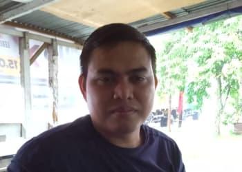 Irfan Saragih, tokoh pemuda kecamatan Gunung Maligas