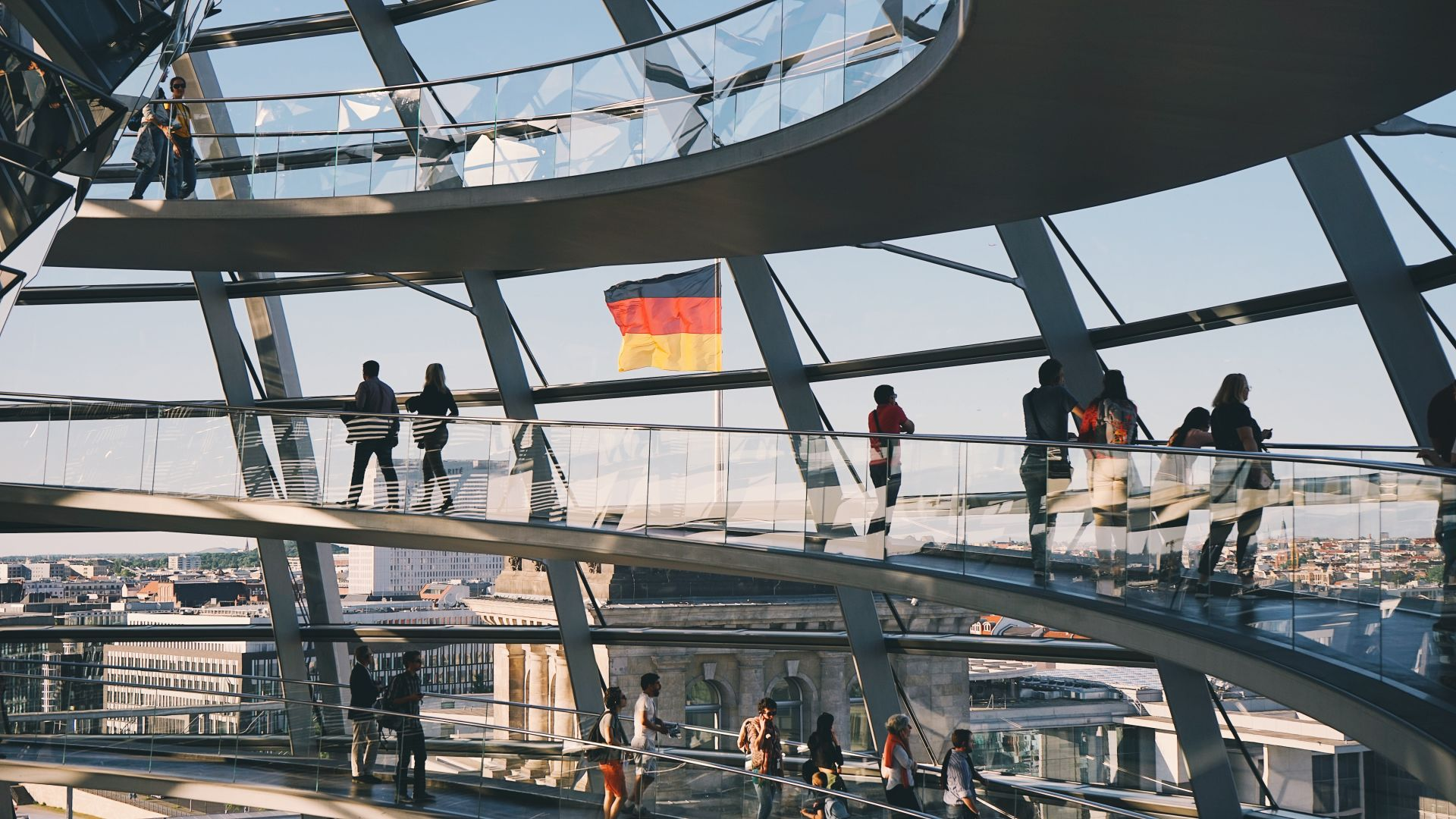 Germans more aware of global challenges as a result of COVID-19