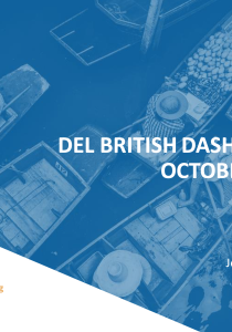 October 2020 Dashboard Great Britain