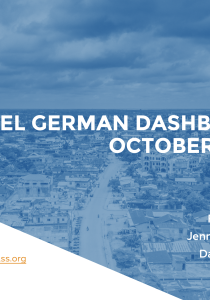 October 2020 Germany Dashboard