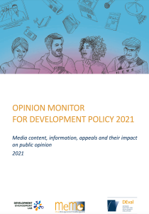 Opinion Monitor for Development Policy 2021