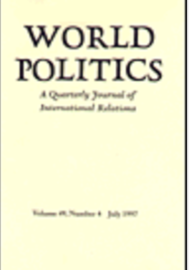 Public opinion, Domestic Structure and Foreign Policy in Liberal Democracies