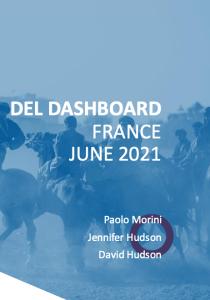 France Dashboard June 2021