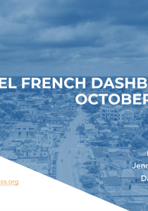 Dashboard: Attitudes & Engagement in France in October 2020