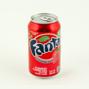 FANTA Strawberry 355ml stk