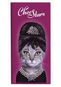 ChocStars - 'Breakfast' - Dark Chocolate 50% - 100g Bar