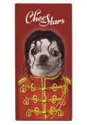 ChocStars - 'POP - Dark Chocolate 50% - 100g Bar
