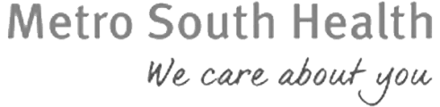 Metro South Health logo