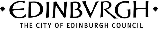 Logo for the City of Edinburgh Council