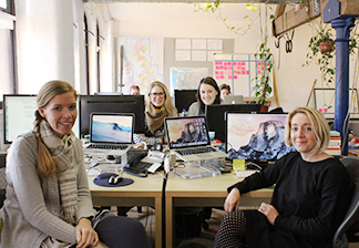 photo of Delib account managers
