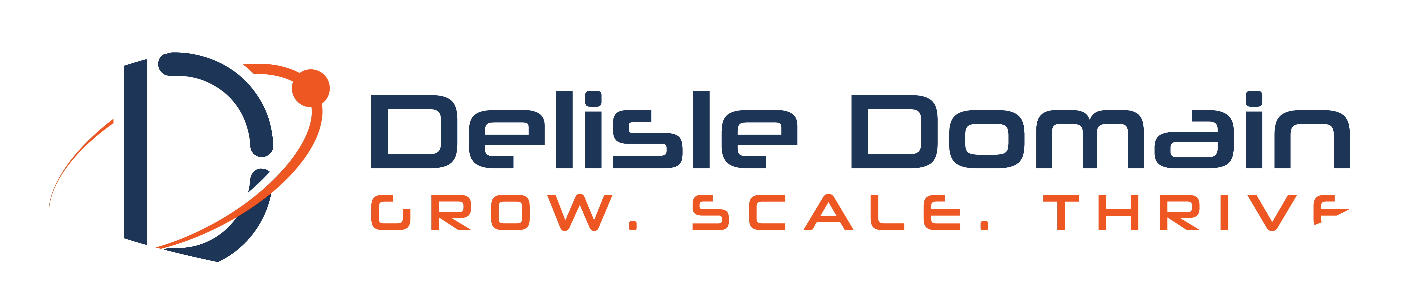 Delisle Domain Logo