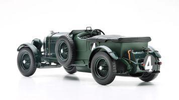 Old Number One: ´30 Bentley Speed Six von Spark Model in 1:18