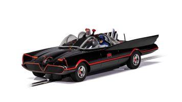 Batmobile für die Rennbahn