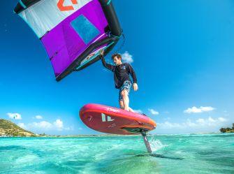 Aufblasbares Wingboard: Fanatic Sky Air