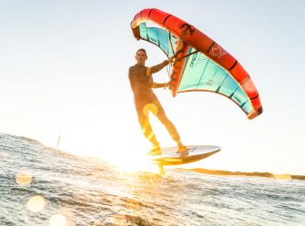 Wing Surf Learnival mit Flo Jung