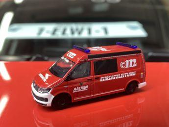 VW T6 von Hünerbein als Feuerwehr