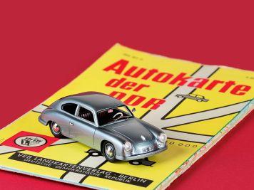Auferstanden aus Ruinen: Lindner-Porsche 356 von Masterpiece in 1:43