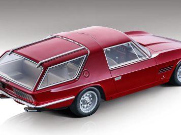 Die Kombinetta: '68 Ferrari 330 GT Shooting Brake von Tecnomodel in 1:18