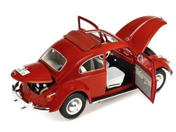 Der Dickholmer: '63 Volkswagen Käfer von Schuco in 1:18