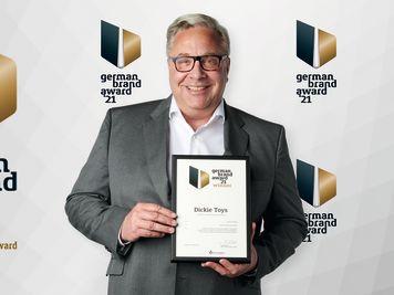 Dickie gewinnt German Brand Award