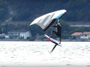 Wingfoil-Video: Joran Foil Blues