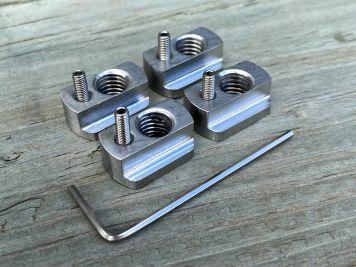 Grab Nutz – einfache Foil-Montage