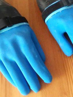 Handschuhe für den Winter selber bauen