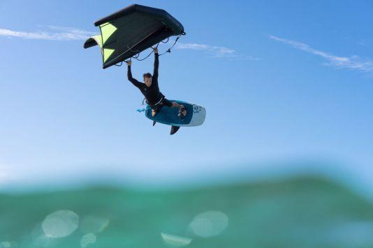 Wer seine Freestyle-Skills unter Beweis stellen möchte, kann dies beim Foil Festival tun