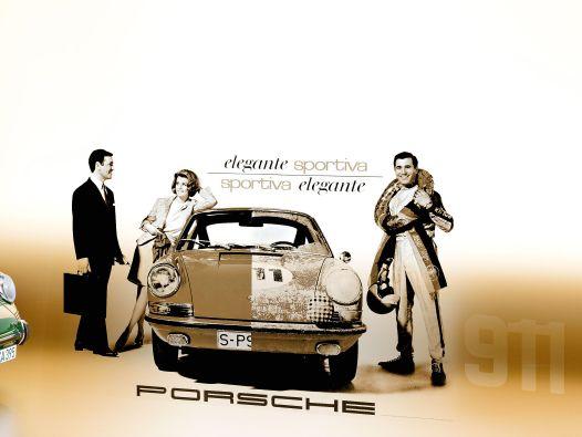 Der T zieht: '68 Porsche 911 T von Norev in 1:12
