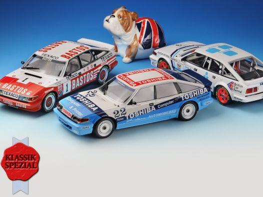 Special Division: Rover Vitesse von Minichamps in 1:18
