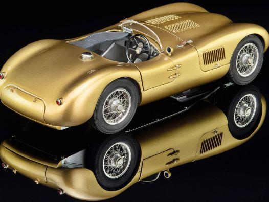Das Goldene C: Sondermodell von CMC in 1:18