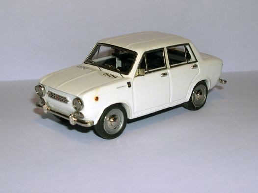 Rialtos neue Fiat-Limousine
